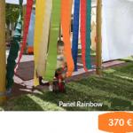 panel rainbow