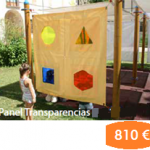 panel transparencias