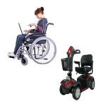 sillas y scooters