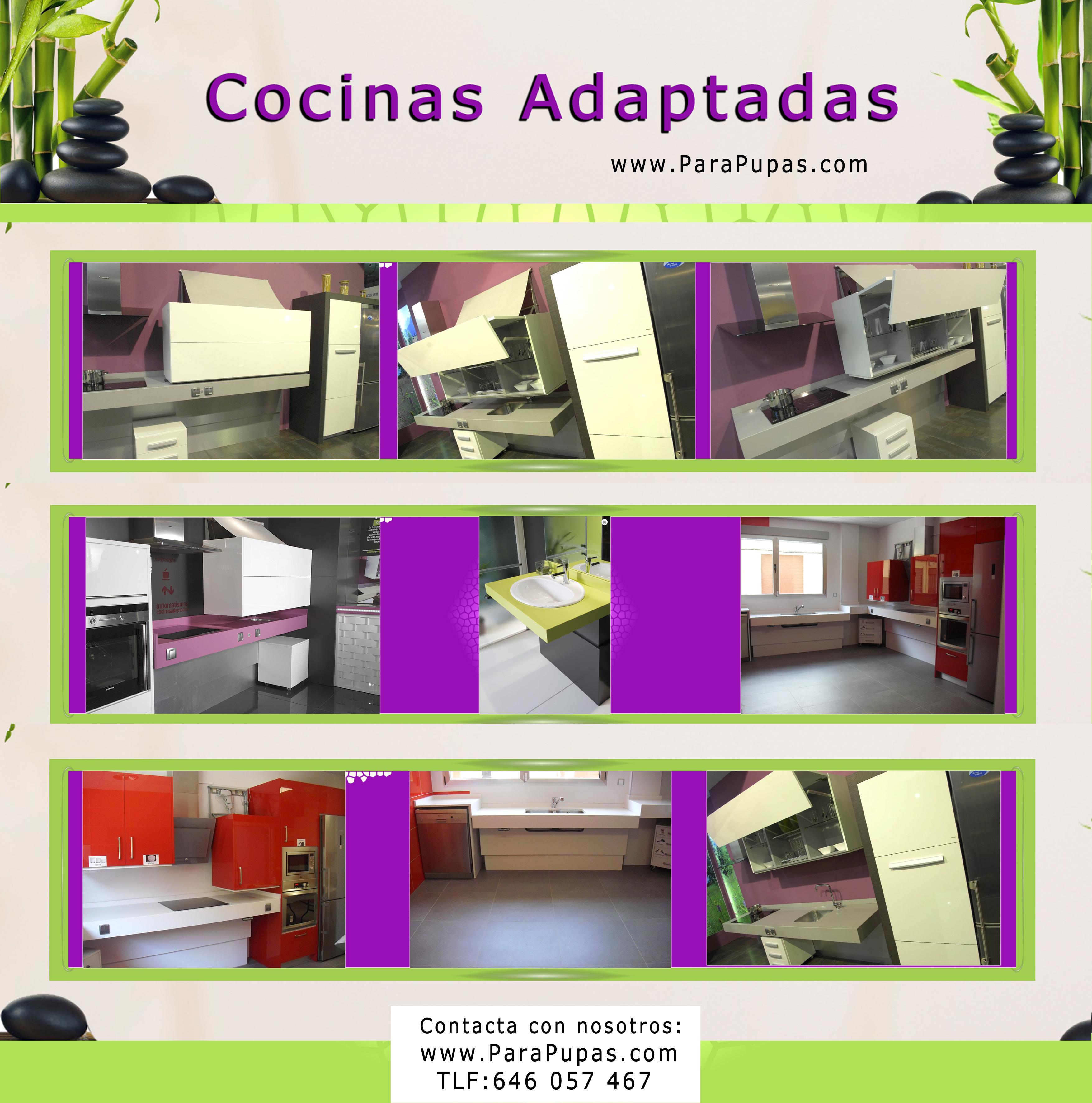 FOLLETO cocinas adaptadas