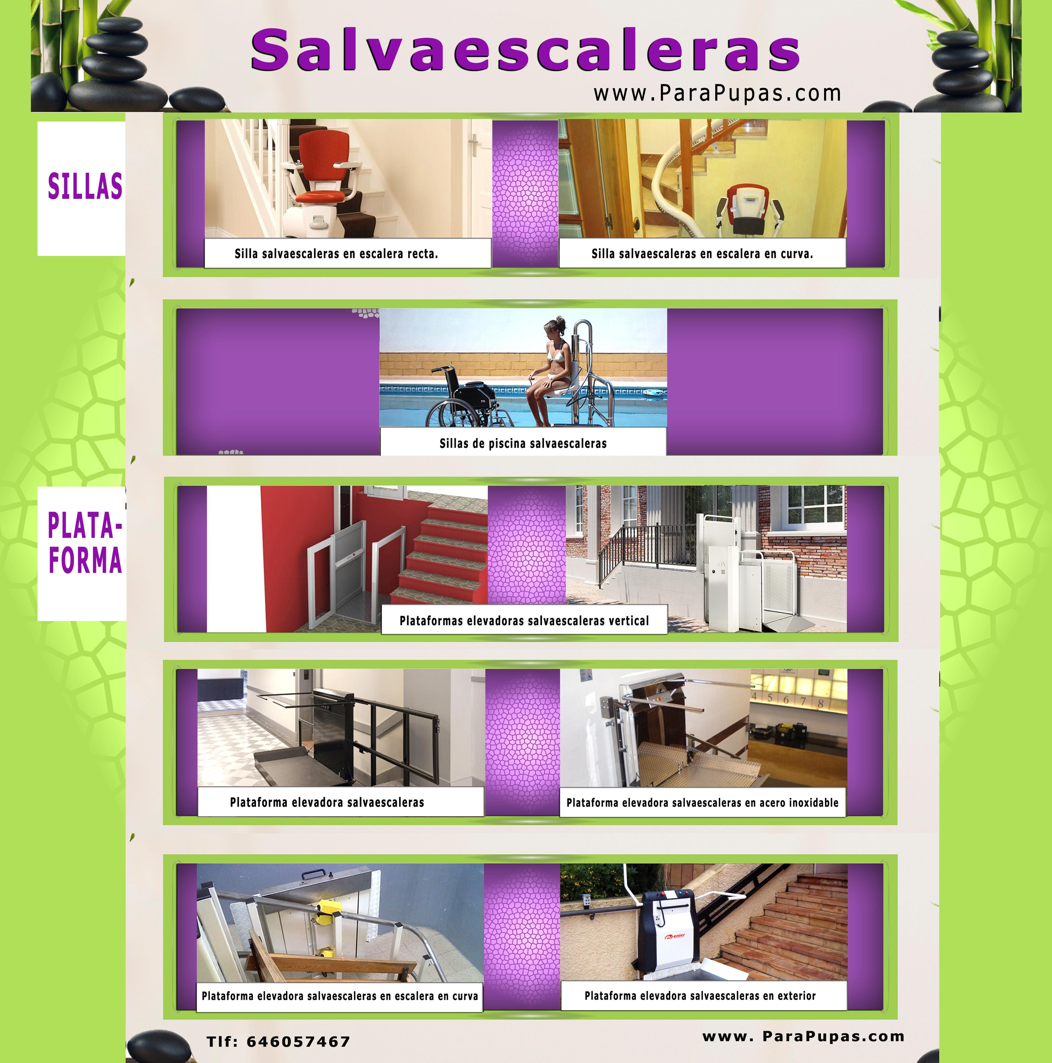 SALVAESCALERAS FOLLETO